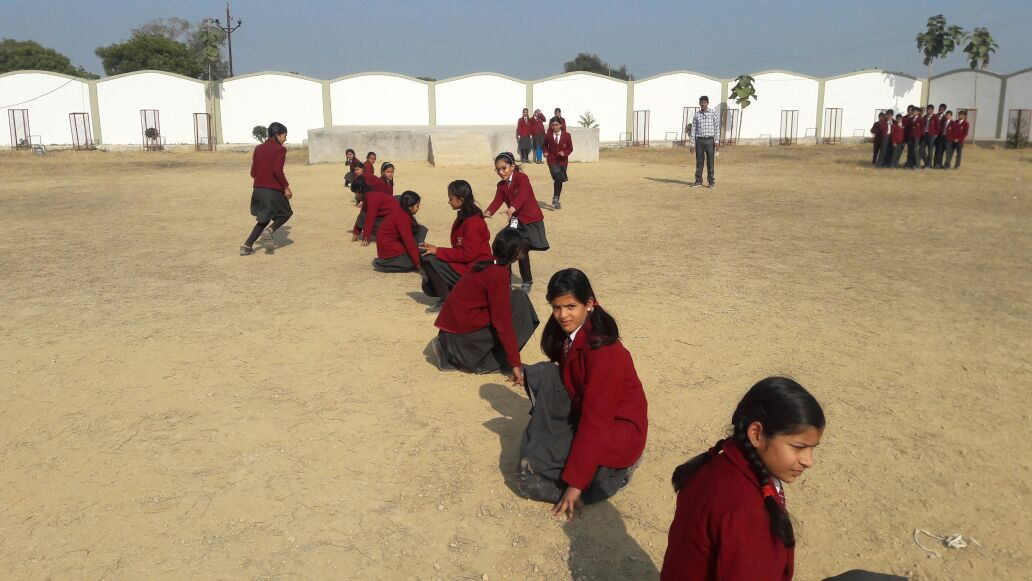 Kho -Kho Competition Girls