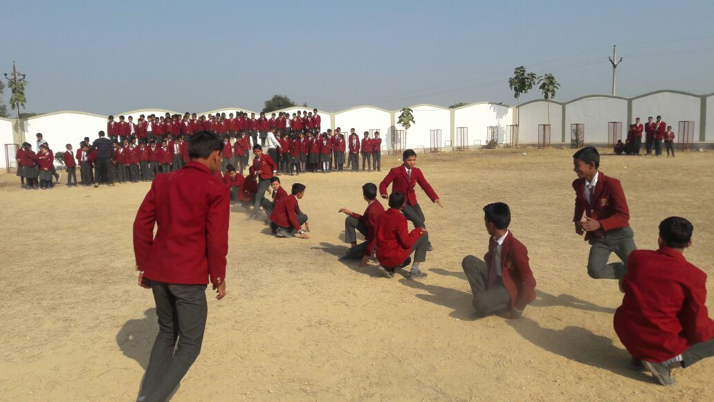 Kho -Kho Competition Boys