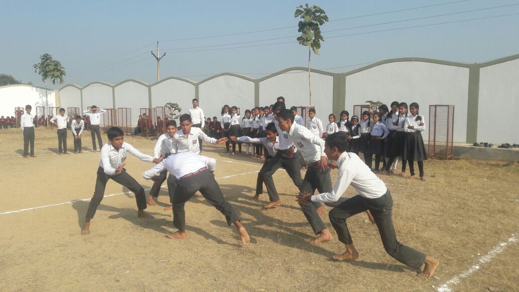 Kabaddi Competition Boys